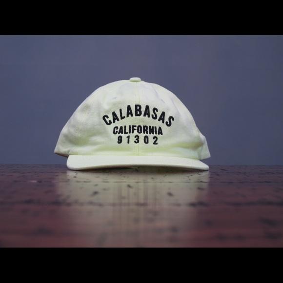 7b68ef89a20 Yeezy Semi Frozen Calabasas Hat